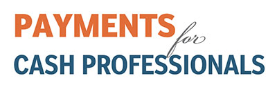 Payments for Cash Professionals Logo